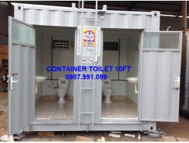 Container Vệ Sinh, container toilet
