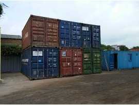 container kho cũ