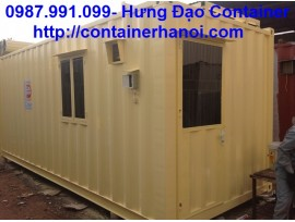 Văn phòng container
